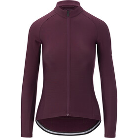 Giro Chrono LS Thermal Jersey Women rhone